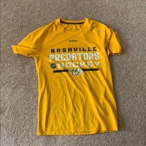 Nashville predators tee shirt